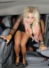 Amelia Lily at Mahiki nightclub in London-10