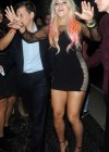 Amelia Lily at Mahiki nightclub in London-11