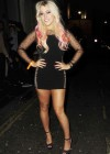 Amelia Lily at Mahiki nightclub in London-13