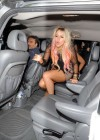 Amelia Lily at Mahiki nightclub in London-15