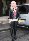 Amelia Lily - at Sony offices in London