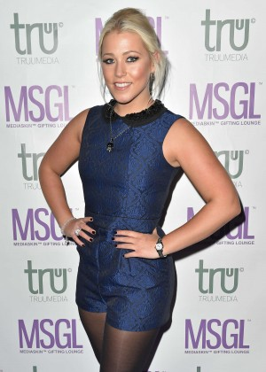 Amelia Lily - The MediaSkin Gifting Lounge in London