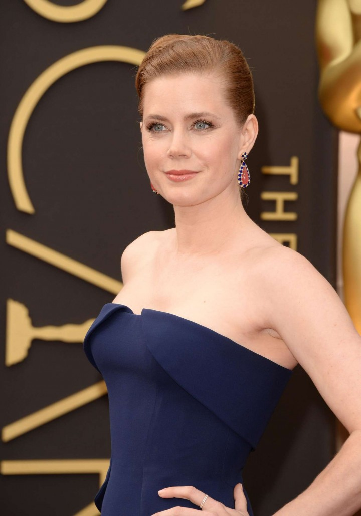 Oscar 2014: Amy Adams -01