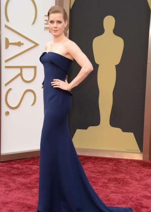 Oscar 2014: Amy Adams -02