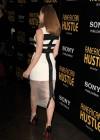 Amy Adams: American Hustle Premiere -09