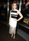Amy Adams: American Hustle Premiere -11