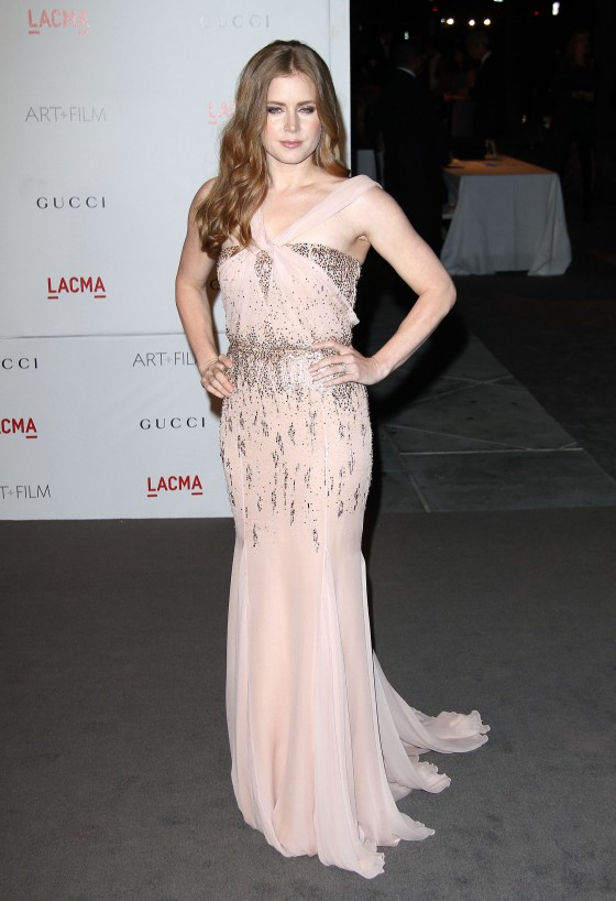 Amy Adams at 2011 LACMA Art And Film Gala-01