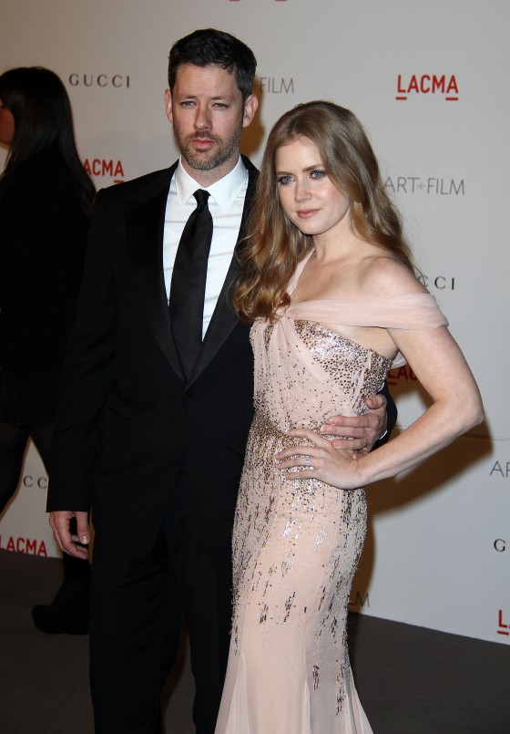 Amy Adams at 2011 LACMA Art And Film Gala-02