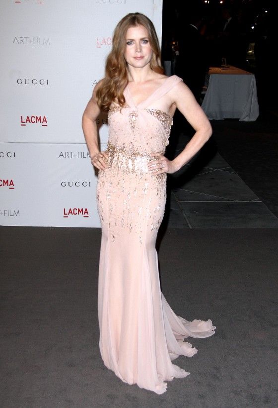 Amy Adams at 2011 LACMA Art And Film Gala-03