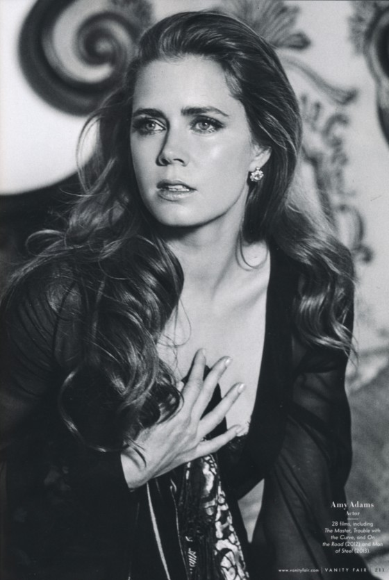 Amy Adams - Vanity Fair Magazine - March 2013 -01