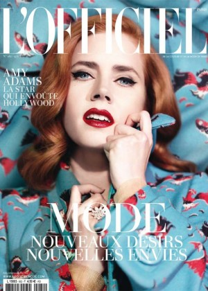 Amy Adams: LOfficel Magazine -02