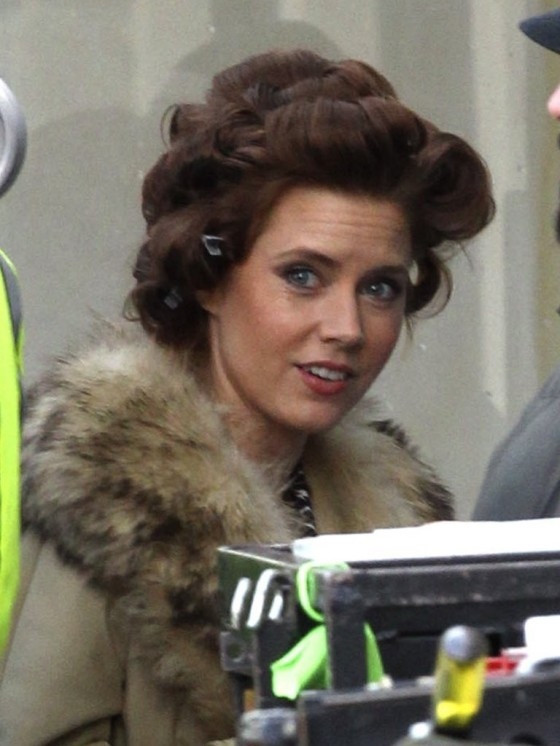 Amy Adams - On the set of Abscam -02
