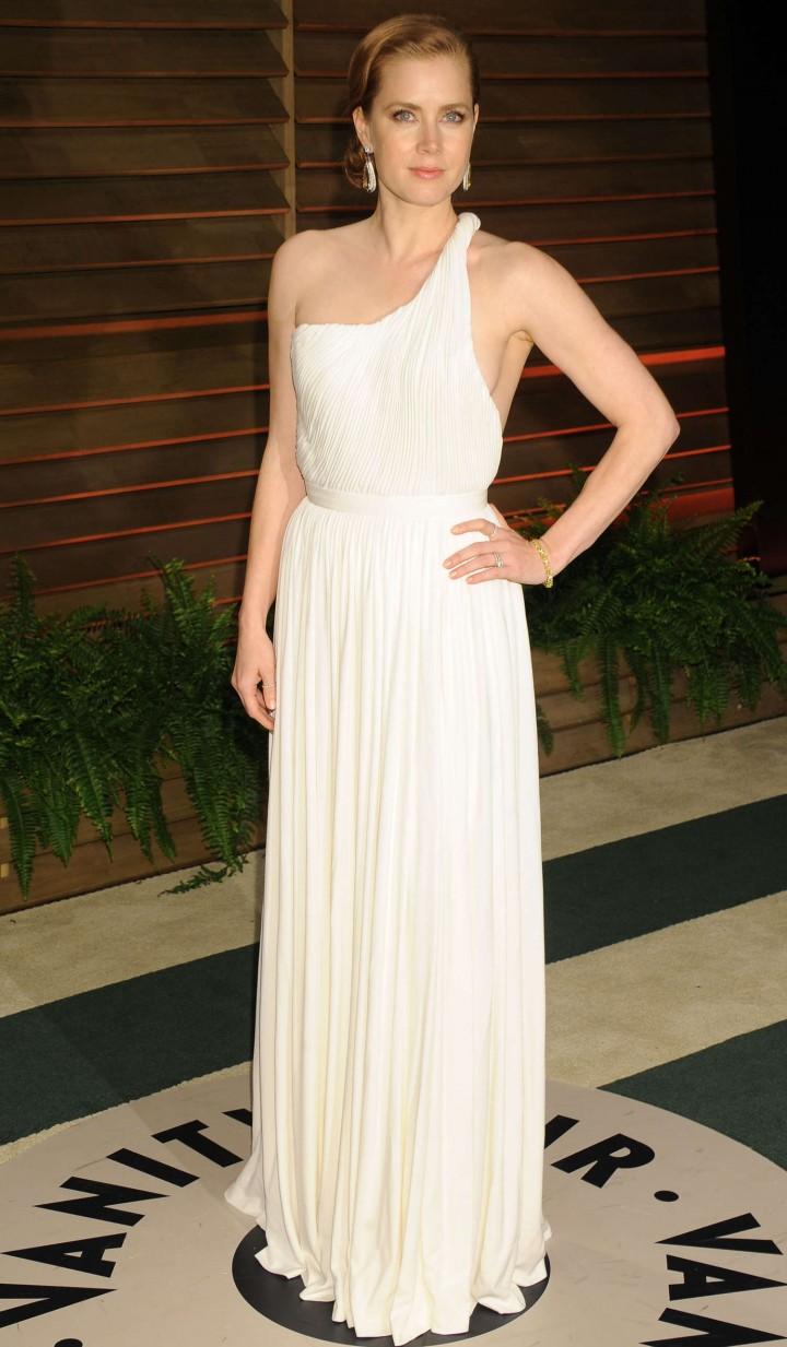 Amy Adams: Oscar 2014 - Vanity Fair Party -03