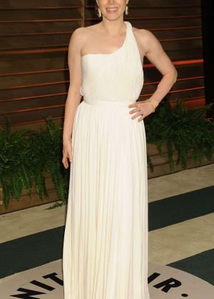 Amy Adams: Oscar 2014 - Vanity Fair Party -05
