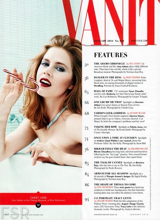 Amy Adams: Vanity Fair Magazine -01