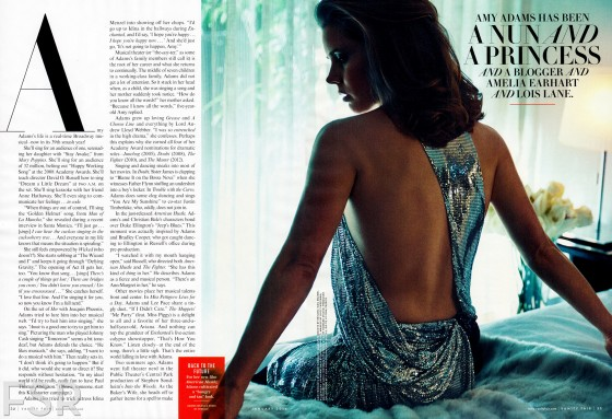 Amy Adams: Vanity Fair Magazine -04