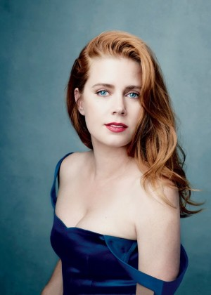 Amy Adams - Vogue USA Magazine (December 2014)