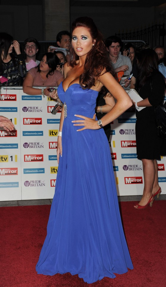 Amy Childs – 2011 Pride Of Britain Awards-01