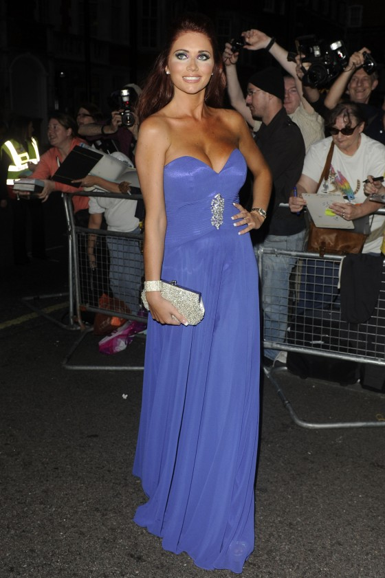 Amy Childs – 2011 Pride Of Britain Awards-02