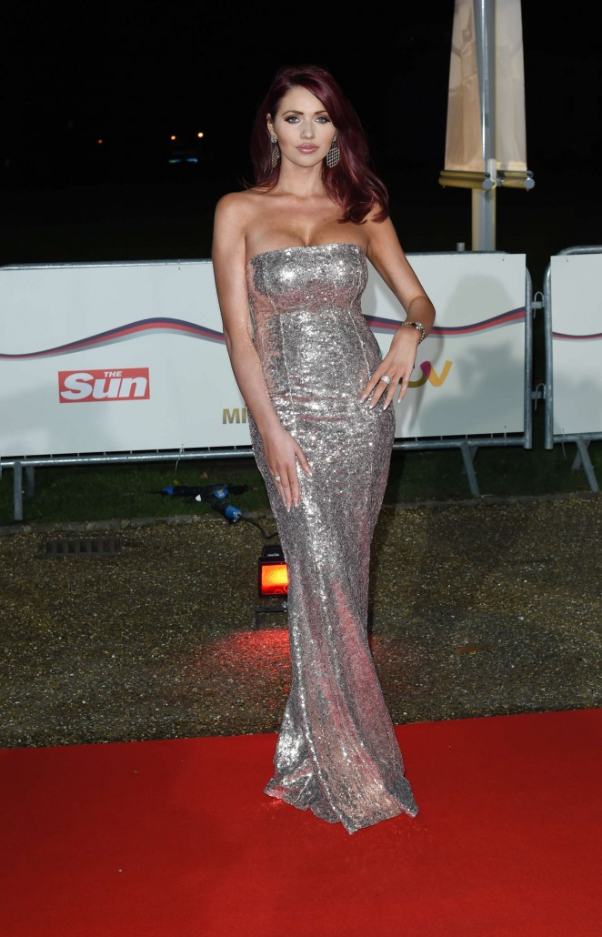 Amy Childs - A Night Of Heroes: The Sun Military Awards in London