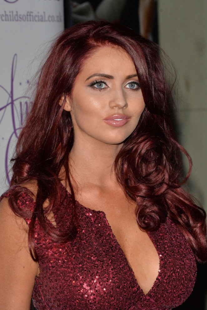 Amy Childs – Amy Childs Clothing 3rd Anniversary Party‏ in London