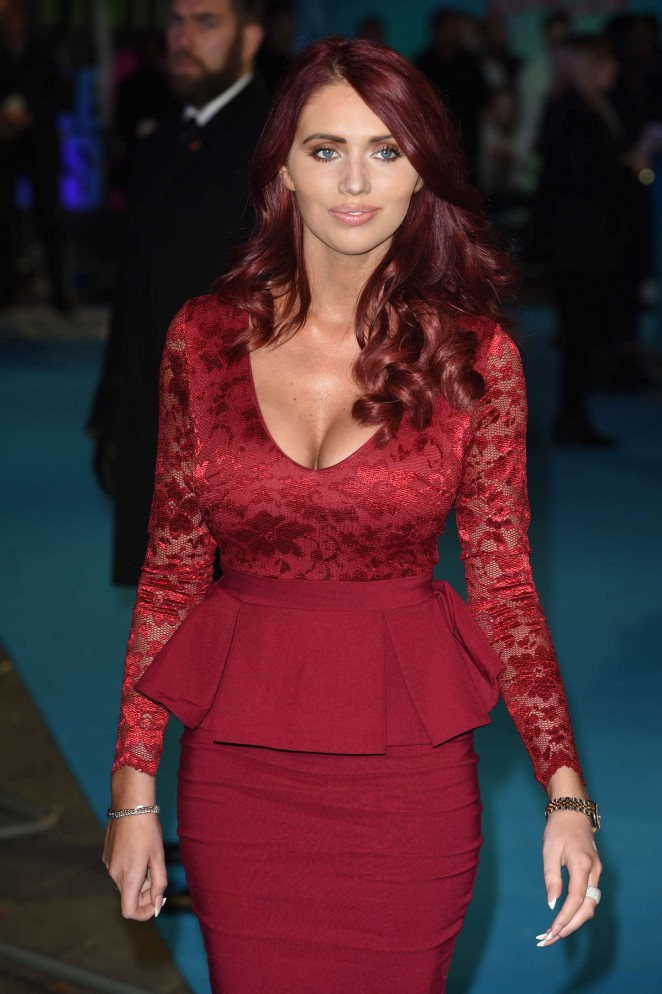 "Amy Childs - ""Horrible Bosses 2"" World Premiere in London"