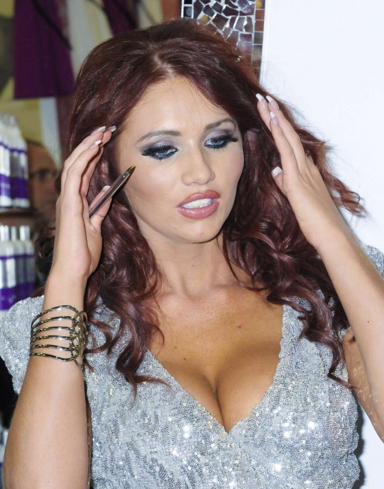 Amy Childs - Cleavage-02