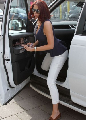 Amy Childs in Tight Pants -01