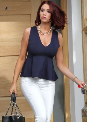 Amy Childs in Tight Pants -07