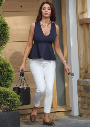 Amy Childs in Tight Pants -09