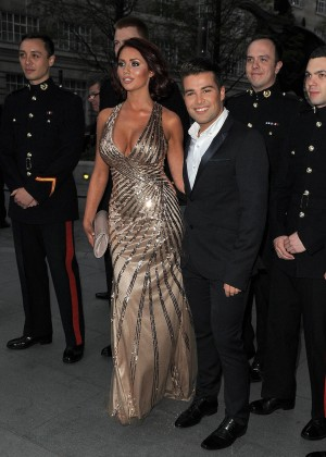 Amy Childs: 2014 Soldiering on Awards -05
