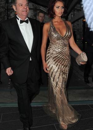 Amy Childs: 2014 Soldiering on Awards -06