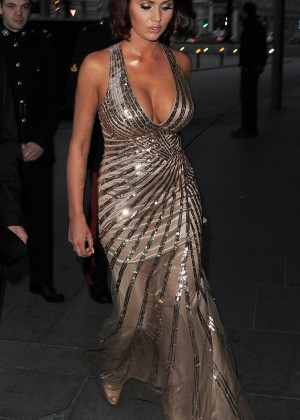 Amy Childs: 2014 Soldiering on Awards -07