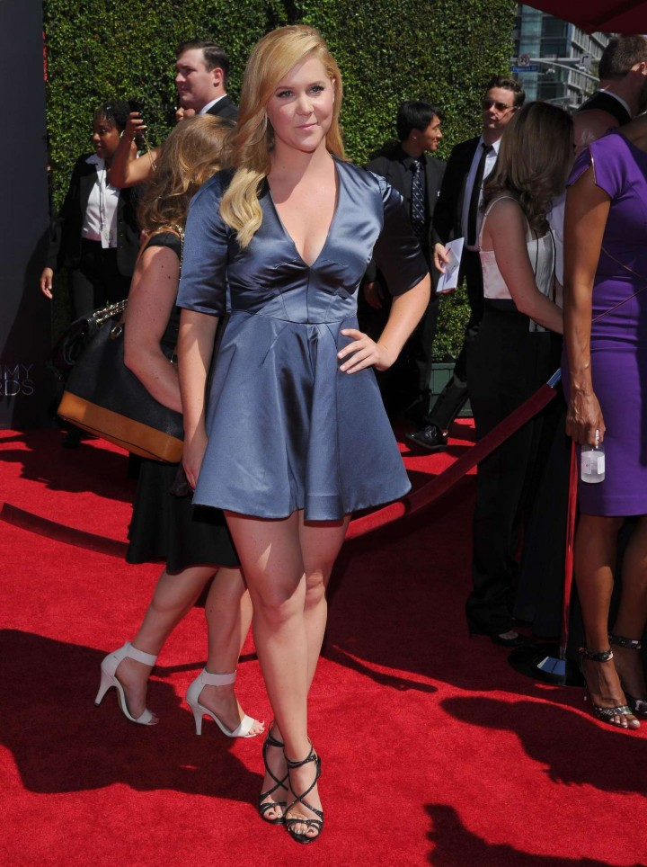 Amy Schumer - Creative Arts Emmy Awards 2014