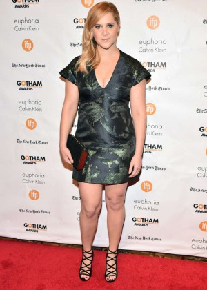 Amy Schumer - 24th Annual Gotham Independent Film Awards in NYC