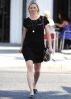 Amy Smart Leggy candids in Hollywood -03