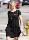 Amy Smart Leggy candids in Hollywood -06