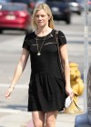 Amy Smart Leggy candids in Hollywood -08