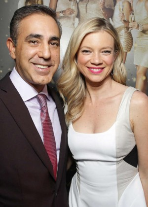 Amy Smart: The Single Moms Club Premiere -10