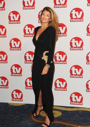 Amy Willerton - 2014 TV Choice Awards in London
