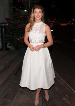 Amy Willerton - Animal Hero Awards in London