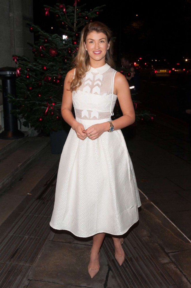 Amy Willerton - Animal Hero Awards in London
