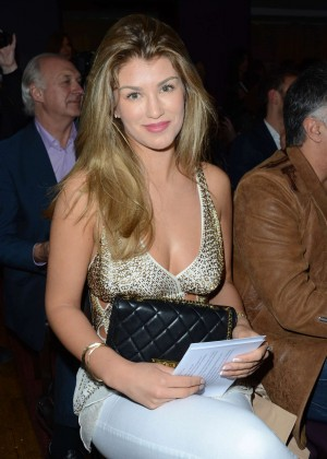"""Amy Willerton - """"Wear It For Autism"""" Charity Fashion Show in London"""