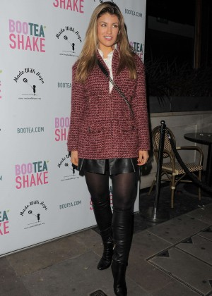 Amy Willerton - Bootea Shake Drinks Launch at the Sanctum Soho Hotel in London