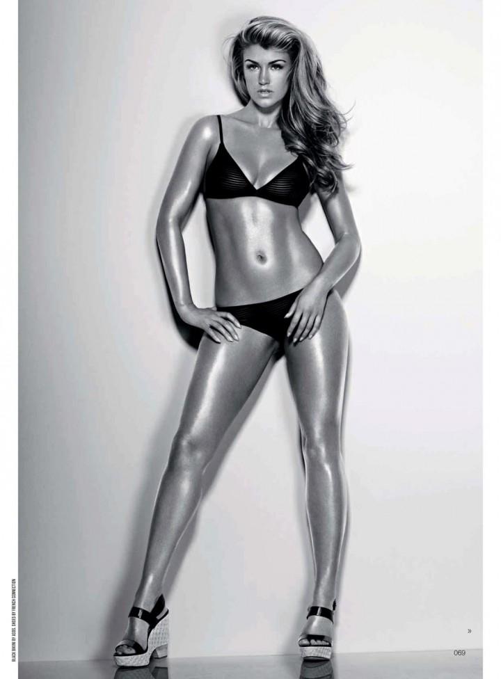 Amy Willerton Hot Photos: FHM 2014 -06