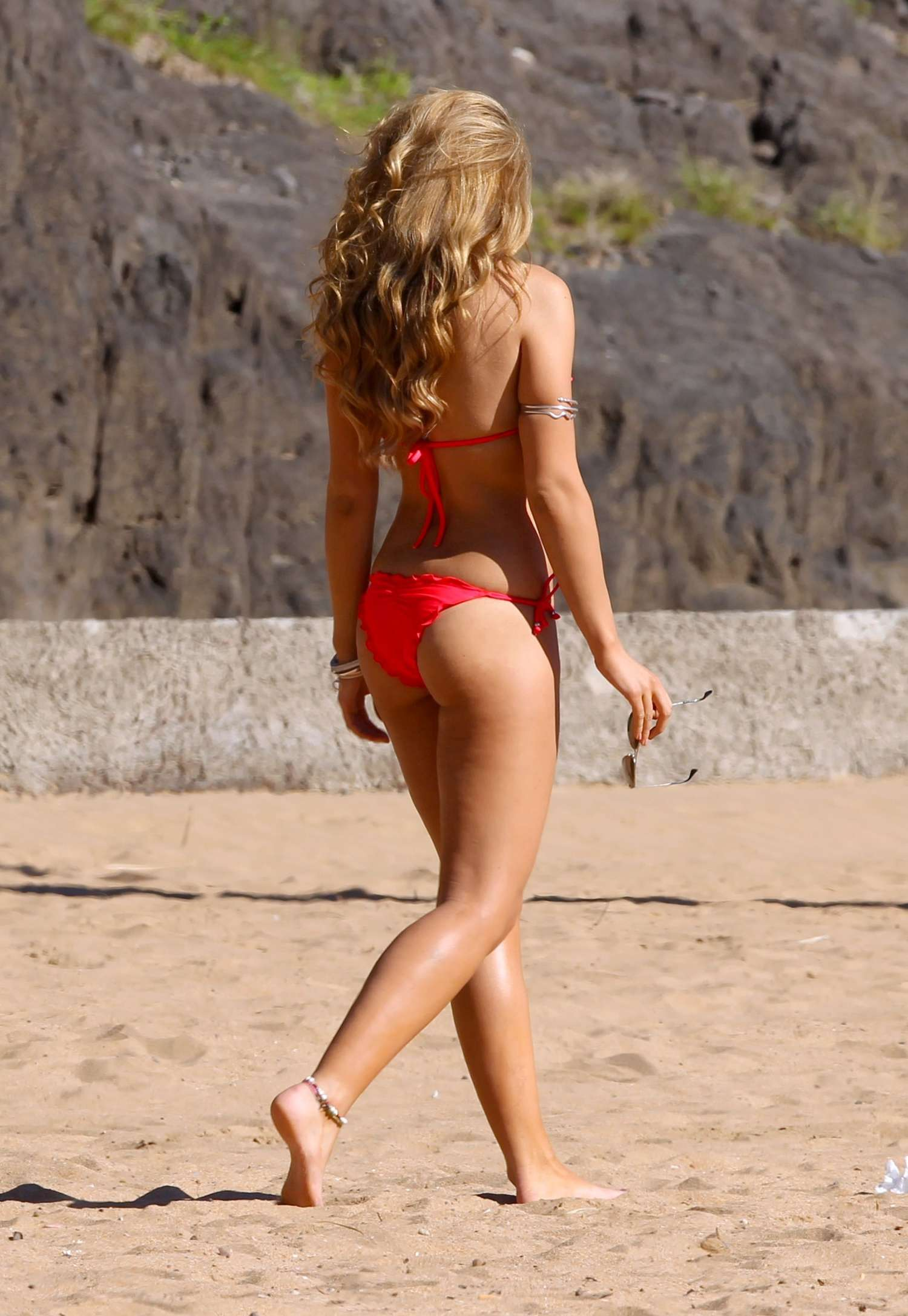 Amy Willerton 2014 : Amy Willerton Bikini Photos: 2014 in Spain -11