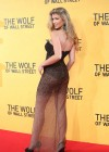 Amy Willerton: The Wolf of Wall Street Premiere -01
