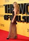 Amy Willerton: The Wolf of Wall Street Premiere -24