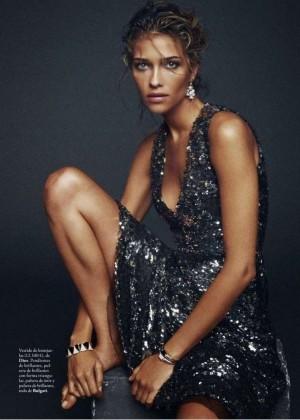 Ana Beatriz Barros - Elle Spain Magazine (January 2015)