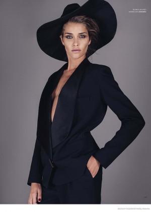 Ana Beatriz Barros - Harper's Bazaar Kazakhstan Magazine (November 2014)